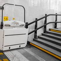Public Accommodation Accessibility: Elevator for the disabled