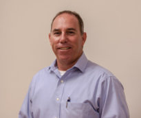 Portrait of Jim Foster, General Manager Pioneer Plumbing Heating & Cooling