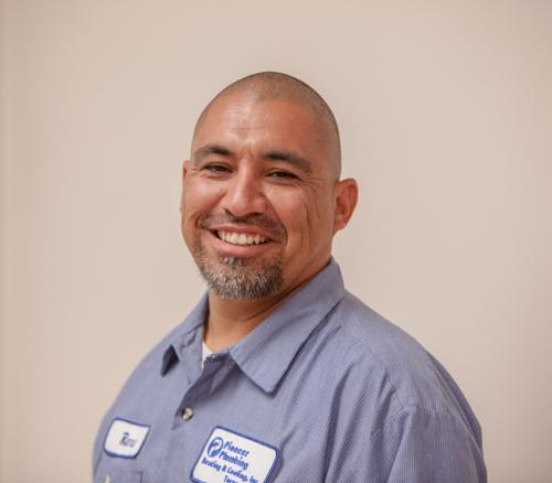 Portrait of Rene Lizarraga - Plumbing Supervisor Pioneer Plumbing