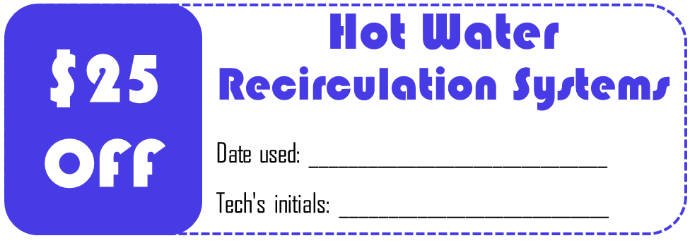 Hot Water Recirculation Systems