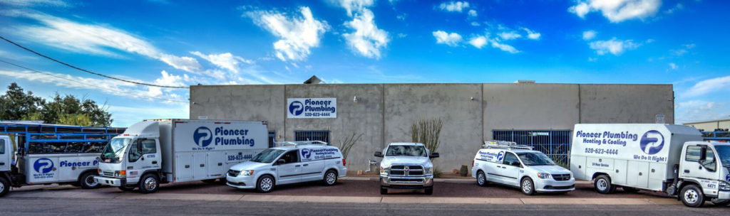 Pioneer Plumbing: Tucson Plumber and HVAC Contractor