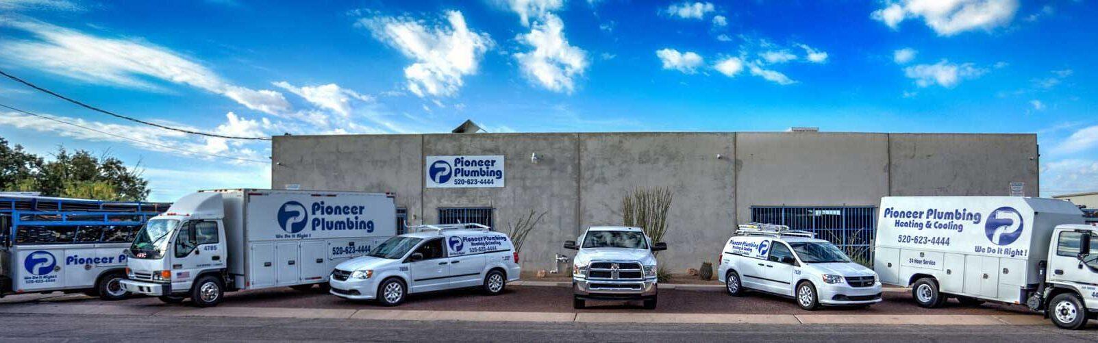 Pioneer Plumbing: Tucson Plumber and HVAC Contractor