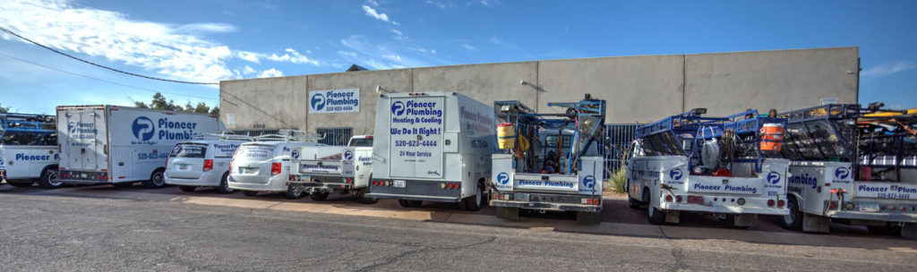 Tucson commercial plumbing company
